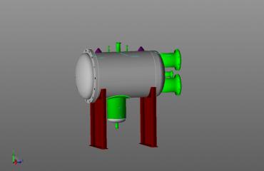 Diseño y Cálculo de Filtro Separador