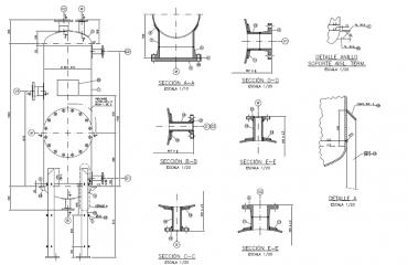Diseño y Cálculo de Recipiente de Propano