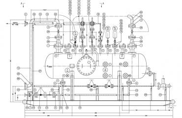 Ingeniería de Detalle de 3 Separadores Bifásicos