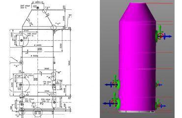 Cálculo y Verificación de Intercambiador de Humos | EN 13445